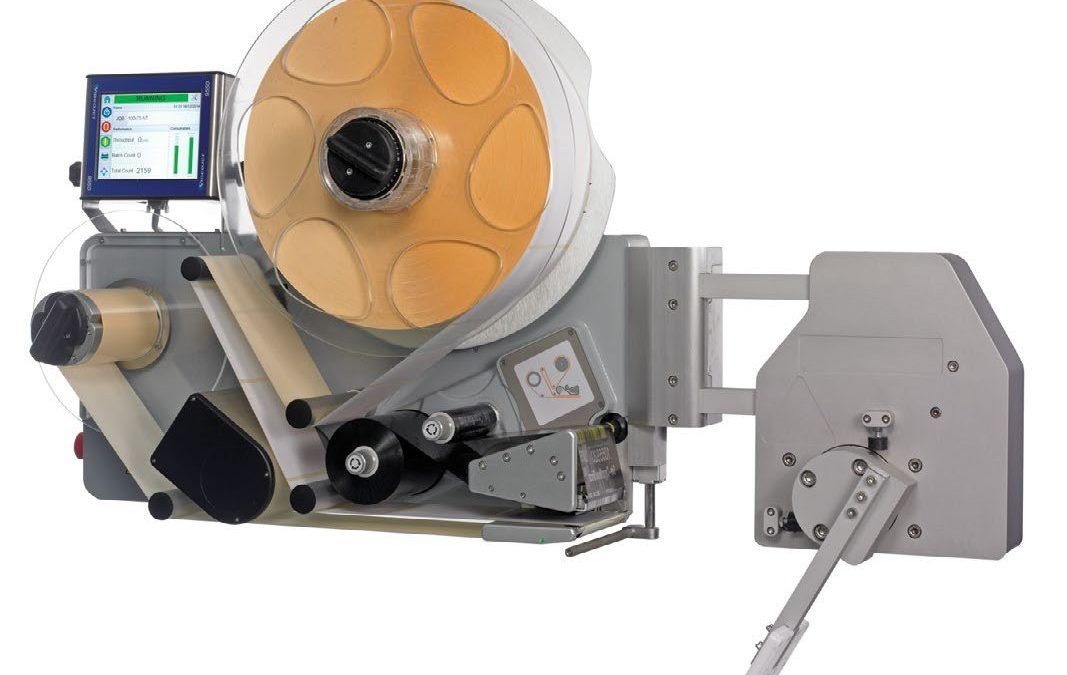 Videojet® 9550 Front of Pack