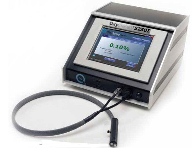 o2 analyzers, OxySense 5250i